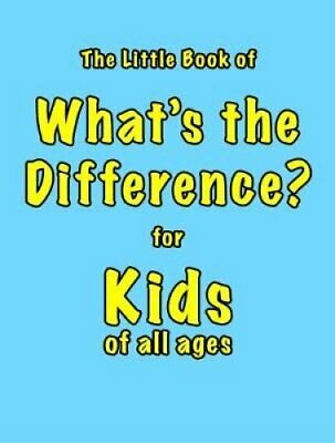 The Little Book of What's the Difference by Martin Ellis 9781903506462