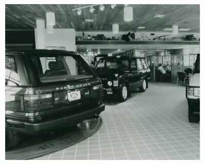 1997 New York Area Land Rover Centre Factory Photo ch4225