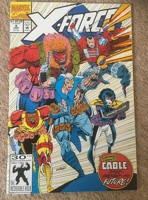 X-Force 8 [Cable / Domino]