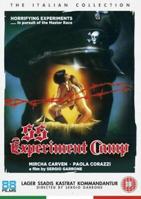 NEW Ss Experiment Camp DVD