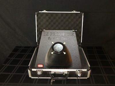 EZ Prompter Teleprompter by Eddie Barber BarberTech Video Production Equip.(390)