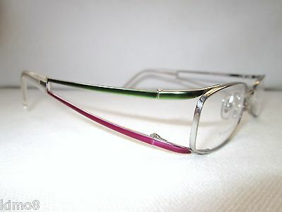 6c0a9f3f5c Ray Ban Childs Glasses Titanium Silver Pink Full Frame Rb 1015T 3024 46-16  125