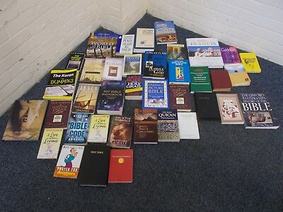 Job Lot of Religious Related Books