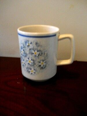 "Lenox Temperware ""Dewdrops"" Grand Coffee Mug Excellent Condition!"