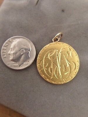 U.S. $5 Liberty Half Eagle Gold Coin Love Token 7.4 Grams Not Scrap Gold