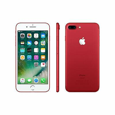 Apple iPhone 7 Plus Red 128GB Factory GSM Unlocked AT&T / T-Mobile Smartphone