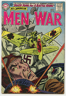 JERRY WEIST ESTATE: ALL AMERICAN MEN OF WAR #106 (DC 1964) VG condition NO RES