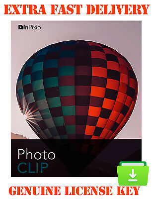 InPixio Photo Clip Professional 8 PRO Full Edition 100 Genuine Key Download
