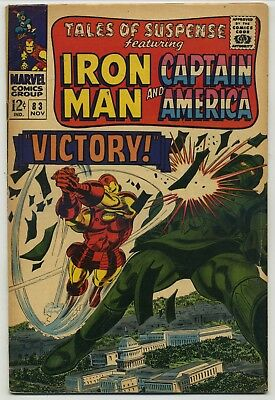 Tales of Suspense 83 Victory!
