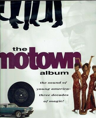The Motown Album by Mitchell Elvis Fong-Torres Ben Motown Record Company - Book