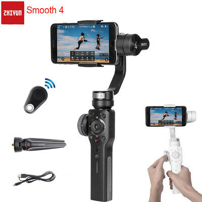 Zhiyun Smooth 4 3-Axis Handheld Smartphone Gimbal Stabilizer for iPhone SamsunKP
