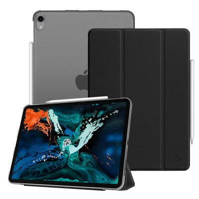 """For iPad Pro 12.9"""" 3rd Gen 2018 Case Slimshell Case Smart Stand Cover Sleep/Wake"""