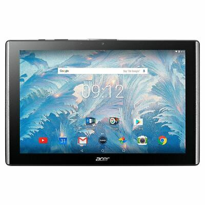 """Acer Iconia One 10 B3-A40FHD 10.1"""" Tablet 32GB Wi-Fi Android 7.0 Shale Black"""