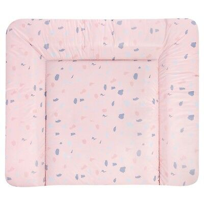 Julius Zöllner Wickelauflage Softy 75 x 85 Terrazzo Blush NEU