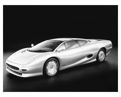 1988 Jaguar XJ220 Concept Car Automobile Factory Photo ch5332