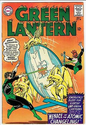 Green Lantern Issue 38 By Dc Comics