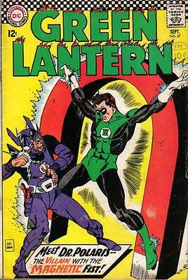 Green Lantern Issue 47 By Dc Comics