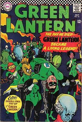 Green Lantern Issue 46 By Dc Comics