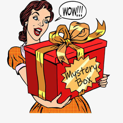 $7.99 ---Mysteries Box🎁❓🎁Beauty,Makeup,Accessories...😍Contains Value Products