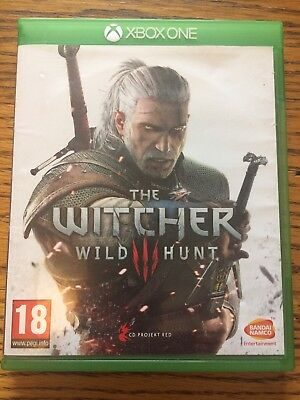The Witcher 3 Wild Hunt On XBox One