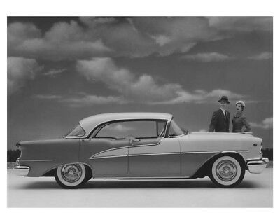 1955 Oldsmobile Automobile Factory Photo ch8011