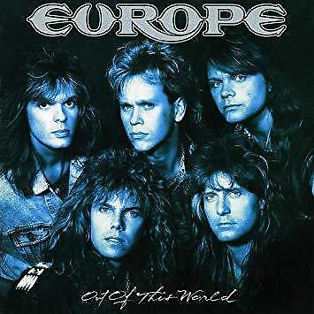 Europe - Out Of This World - Collector's Edition (NEW CD)