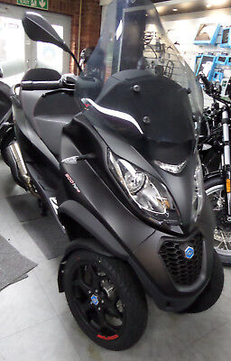 PIAGGIO MP3 Sport 500 HPE ABS ASR 2018 MATT BLACK