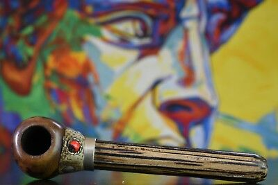 Pipes, Smoke Pipes, Stone Pipes, Wood Pipes, Tobacco Pipes, Rasta, Made In Peru