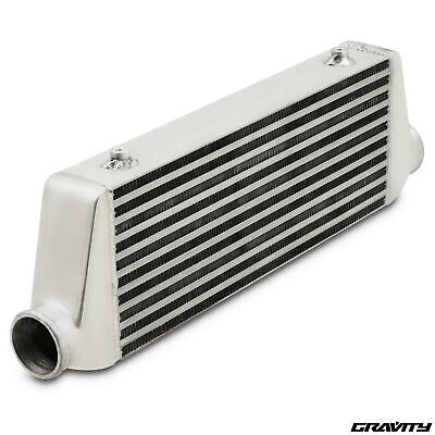"2.5"" 63mm 450x173x63mm ALLOY DIY TURBO CONVERSION FRONT MOUNT INTERCOOLER FMIC"