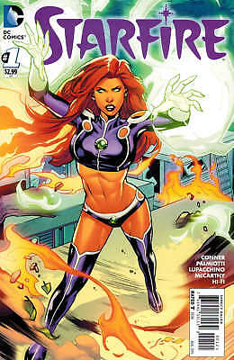 Starfire #1 1:25 Lupacchino Variant DC 2015 DCYou