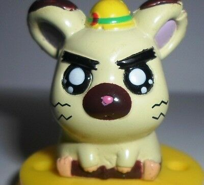 Hamtaro Leeteuk Plastic Topper, Made in China
