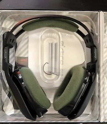 Astro A40 HEADSET + MIXAMP M80 Camo Headband Headsets for Microsoft Xbox One