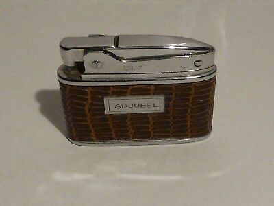 Polly automatic lighter,briquet vintage à essence,old lighter,aansteker,1950-60