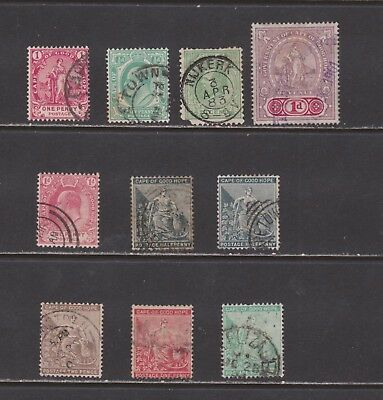 Cape of Good Hope-  Lot 3063, Old Used.