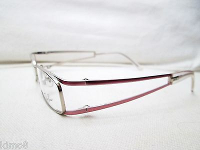 70d5cd37e9 Ray Ban Childs Glasses Titanium Silver Pink Full Frame Rb 1015T 3022 44-16  125