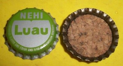 (1) Unused NOS 1950/60s Era Nehi Luau Cork Lined Soda Bottle Cap Nice!! A