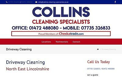 Cleaning franchise for sale. Gaurenteed earnings. Fantastic business.