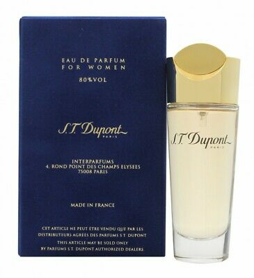 S.t. Dupont Pour Femme Eau De Parfum Edp 30Ml Spray - Women's For Her. New