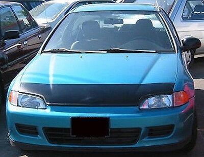 MAGNETIC CAR BRA 1992-1995 HONDA CIVIC auto nose cover