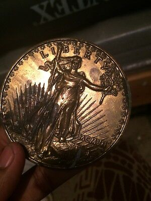 1904 20 dollar gold coin