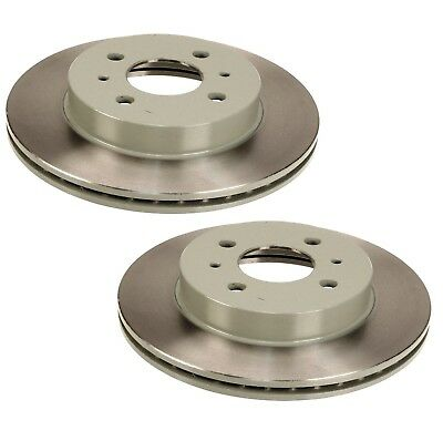 For Saturn SC SC1 SW2 Pair Set of 2 Front Vented 250mm Disc Brake Rotors Brembo
