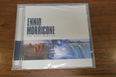 Ennio Morricone The Very Best Of Cd New