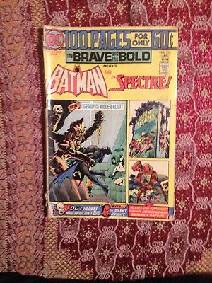 The Brave and the Bold #116 (Dec 1974-Jan 1975, DC)