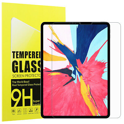 Screen protector for iPad Pro 12.9-inch Tempered Glass (2018 Model)