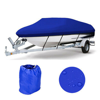 BLUE BOAT COVER FITS CHECKMATE TRI MATE I 1975-1979
