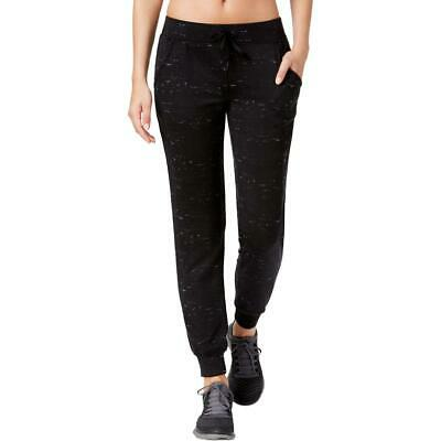 timeless design 16947 46c79 Ideology Womens Heathered Knit Pull On Jogger Pants BHFO 5563