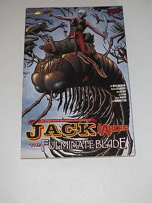 Jack Of Fables: The Fulminate Blade -Vol.8 > TPB > 2011 Vertigo > VF / NM