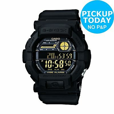 Casio G-Shock Super LED with Vibration Alert Watch