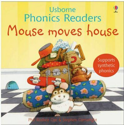 Mouse Moves House 9780746077252 (Paperback, 2006)