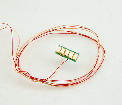 Great Modellbau RC Truck Boot Trecker SMD LED Beleuchtung 5 Fach Gelb 7,2 Volt